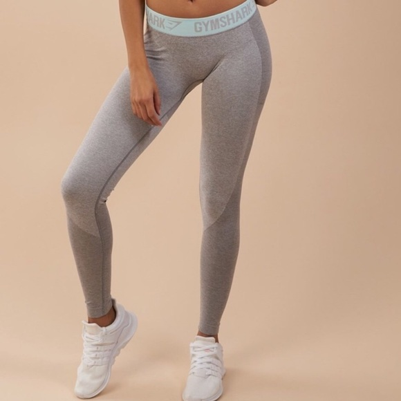 17729f8222a6e Gymshark Pants | Gym Shark Workout Flex Leggings Marl Xsmall 244 ...